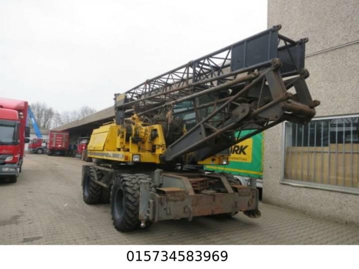 Sennebogen S612M Seilbagger 14ton - 1991