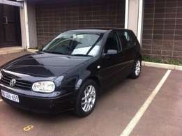 Very clean and completely original Golf 4 GTI for sale Full house, F