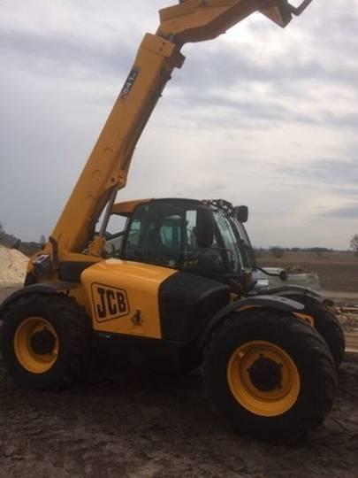 JCB 541 - 2008