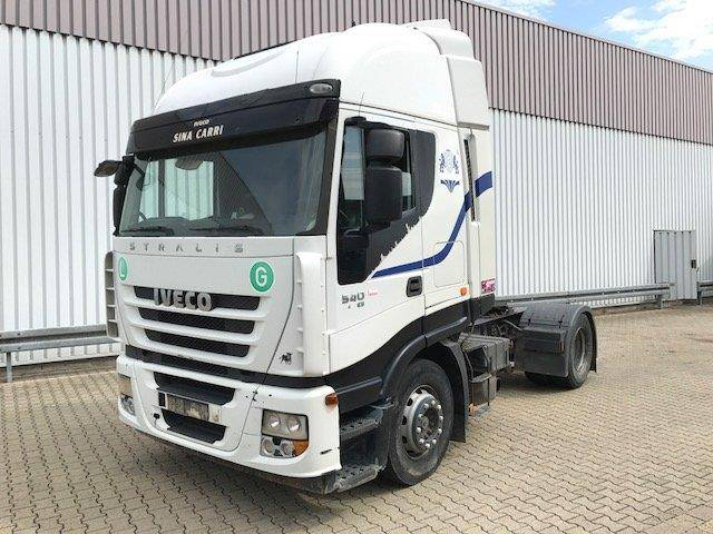 Iveco Magirus Stralis AS440S45 T/P 4x2 ActiveSpace Stralis - 2008