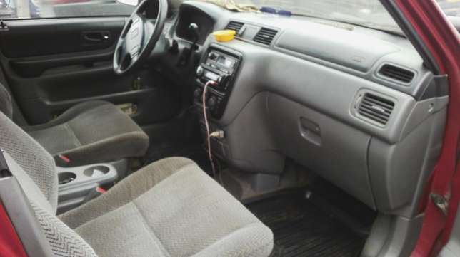 Nigerian used honda accord very clean first body Agege - image 6