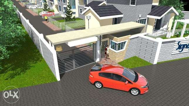 4 Bedroom ultra modern mansionettes with DSQ sale Ngong Township - image 5