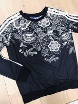 bluza adidas w kwiaty olx