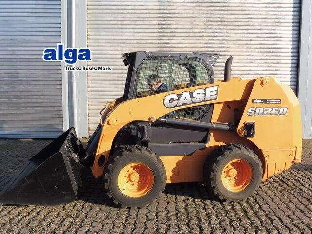 Case Sr 250, Kompaktlader - 2013