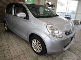Toyota Passo silver Fully loaded