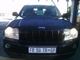 2005 Jeep Grand Cherokee 3.0CRD Laredo