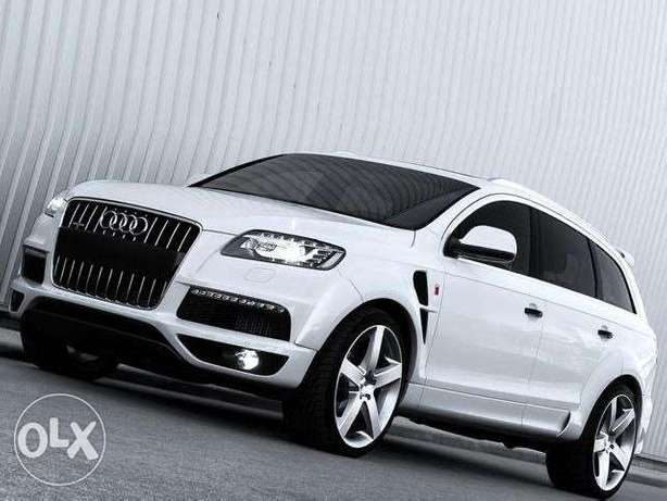 Looking For Audi Q7 or A8 Cash Payment
