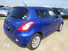 Suzuki swift 2010 kcp