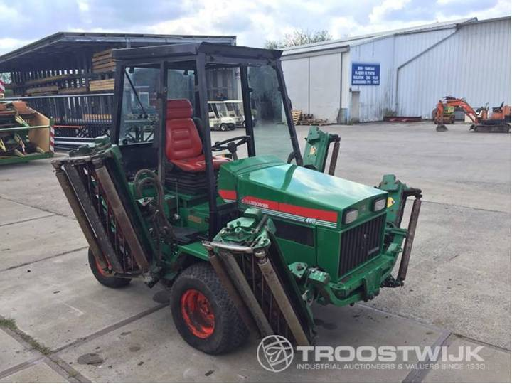 Ransomes MTR 350 D - 1991