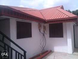 2 bedroom flat at ola street going for 400k and mini flat upstaires go
