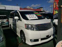 Toyota Alphard 2004 ( Only Used in Japan )