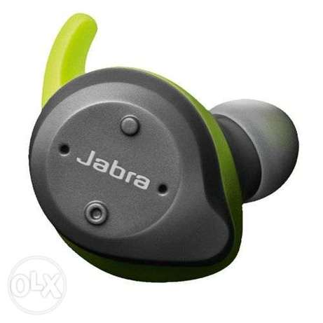 Jabra Elite Sport wireless earbuds, سماعات وايرلس