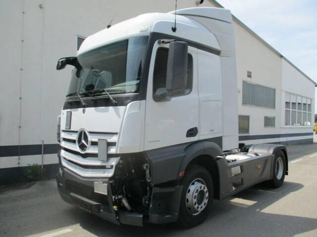 Mercedes-Benz Actros 1845LSNR Retarder Stream Volumen LOW - 2016