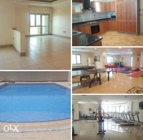 Salmiya - Luxury Spacious 3 Bedrooms Apartment with Balcony