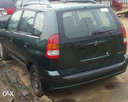 Clean used 2000 model mitsubishi spacestar