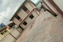 Four flat of 3bedroom flat apartment, in an At Ipaja Lagos