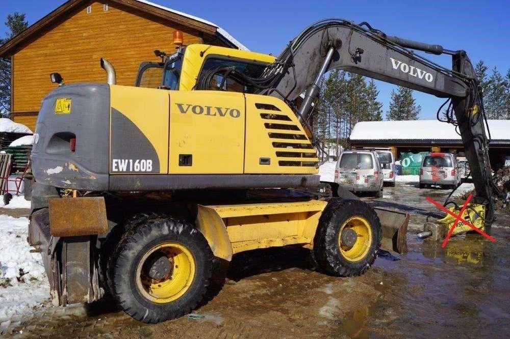 Volvo Ew160b - 2007 - image 4