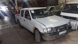 Now stripping a Isuzu KB250 for spares