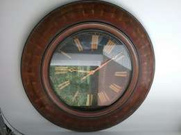 Large Rutherford Wall Clock