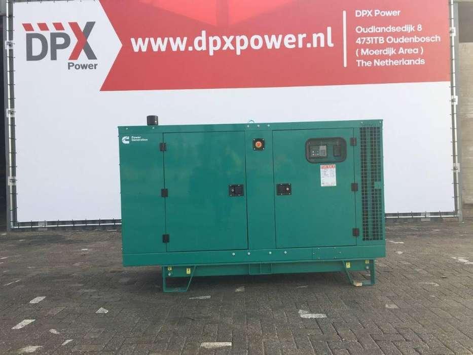 Cummins C66 D5e - 66 kVA Generator - DPX-18507 - 2019