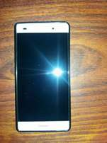 Am selling my p8 lite good condition coming with charger and porch