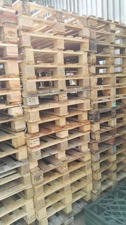 Pallets for sale including delivery!!! Best quality!!! East Rand - image 2