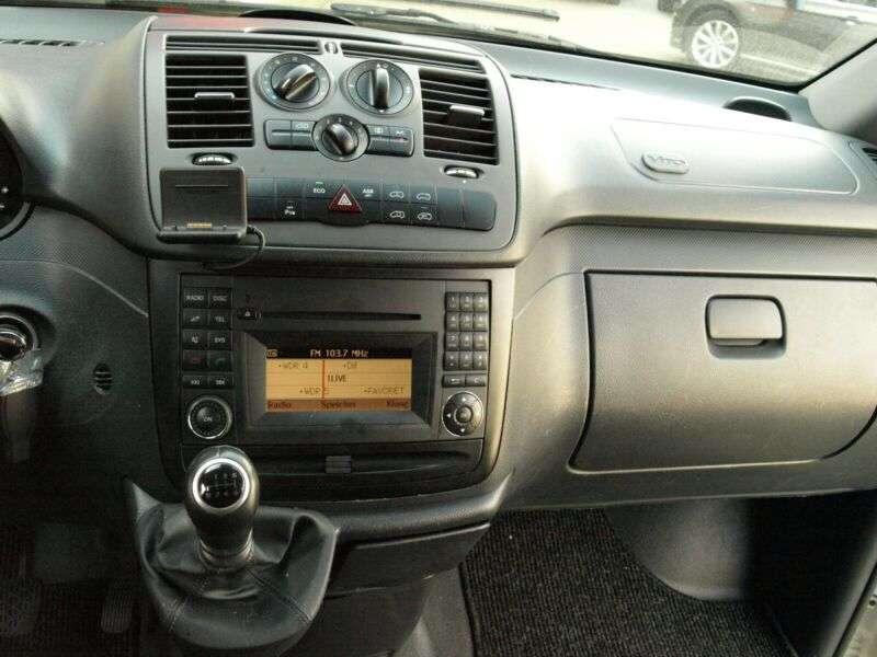 Mercedes-Benz VITO 110 CDI 343 L3 - 2013 - image 13