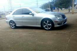 Clean Mercedes benz with excellent performance