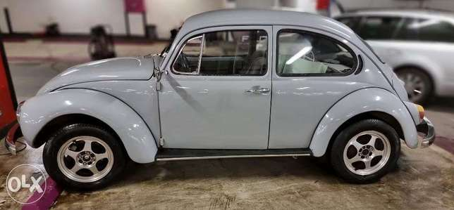 1972 VW Super Beetle Fully Restored -Perfect Condition Air Conditioned