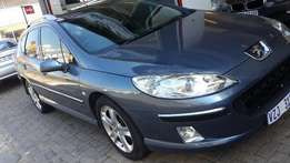 2007 Peugeot 407 SW Available for Sale