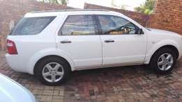 2007 Ford Territory SUV 7 Seater