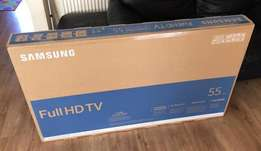 Samsung full hd LED Smart tv 55 inch brand new in sealed box