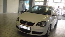 Pre owned 2005 Polo 3-doors 1.9 TDI sportline