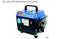 Brand new 850W Generator for home use and camping 2HP supply