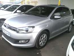 2014 VW Polo Blue Motion,Silver color