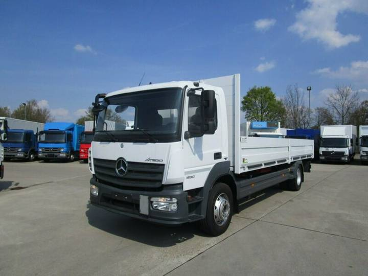 Mercedes-Benz Atego 1530 L E6 / Leasing - 2015
