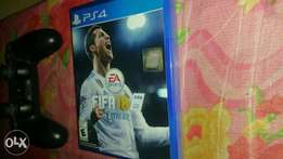 Brand new fifa 18 for ps4