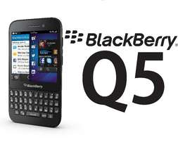 "Blackberry Q5: 3.1"" Screen, 5MP Camera, 2GB RAM, 8GB RAM"