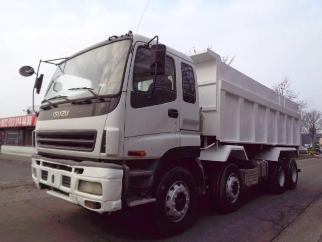 Isuzu CYH51W 8X4 - 2007