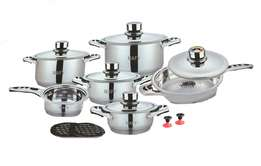 16-PCS Mafy Pot Set R1 299 Including Delivery (Up to 50%OFF)
