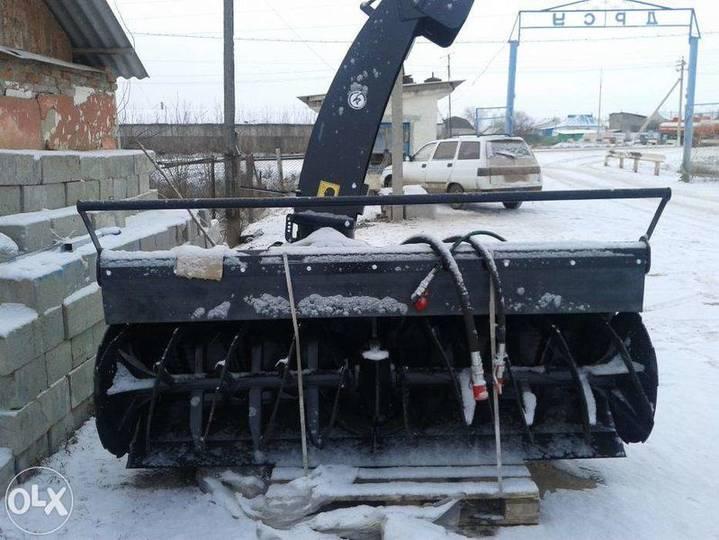 Kovaco snegoochistitel frezernorotornyy  94 210 snowblower - 2015
