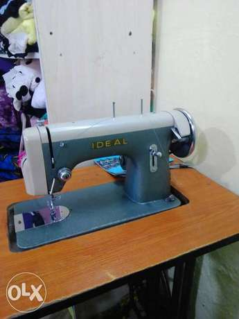 IdeAl heavy duty aunto/Manuel sewing machine Abuja - image 1
