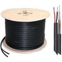 Cable for CCTV (signal + power) 200meters