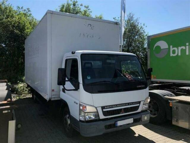 Mitsubishi FUSO CANTER 7C15 SOON EXPECTED 4X2 BOX EURO - 2008