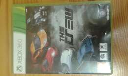 The crew xbox 360 for sale