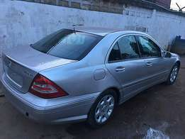 Mercedes-Benz C 240 (2005) 4matic