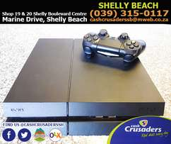 Sony PS4 Console with 1 Controller