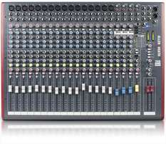 ALLEN & HEATH ZED-22FX Mixer With FX For LIVE Sound And R