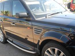 Range rover sport 4.4L stripping for spares