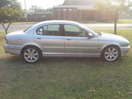 2003 Jaguar X-type 3L v6